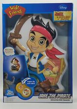Wall Friends Jake The Pirate Interactive Wall Character Lights Up & Talks (NEW)