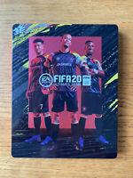 Fifa 20 Ultimate Team EA Sports steelbook ps 4 xbox pc