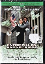 John Landis: ENTRE PILLOS ANDA EL JUEGO. Tarifa plana envío dvd España 5 €
