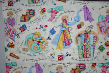 COTTON FABRIC - LONGARM QUILTERS