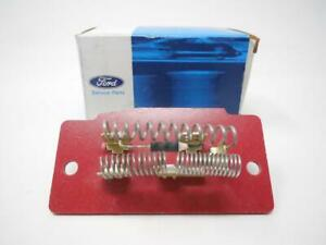 NEW OEM FORD Bronco F150 Heater Blower Motor Resistor E3TZ19A706B SHIPS TODAY