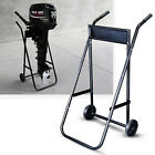 Outboard Motor Engine Trolley Stand Heavy Duty Engine Carrier Transport Dolly US