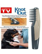Knot Out Electric Pet Grooming Hair Comb
