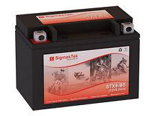 Honda - TRX300X, EX 1993-2012 AGM ATV / Motorcycle battery By SigmasTek