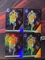 2019-20 Panini Chronicles Recon Eric Paschall Golden State Warriors Lot of 4