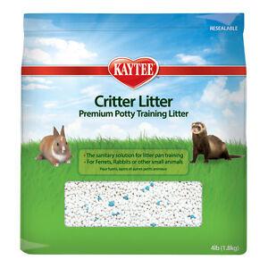 Super Pet Critter Litter 4lb Free Shipping