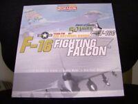 Dragon Warbird US Air Force Lockheed F-16 DC ANG Diecast Model 1:72