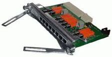 CISCO AX-RJ48-8E1 Eight Port E1 Back Card with RJ4'08 Connec