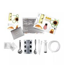Molecolari Mixology MOJITO Cocktail R-Evolution Kit barra molecule-r REGALO 3 ricette