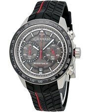 GRAHAM SILVERSTONE RS SUPERSPRINT AUTOMATIC CHRONOGRAPH MEN'S WATCH $8,400