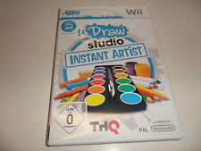Nintendo Wii  uDraw Studio Instant Artist ( ohne Game Tablet )