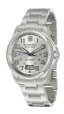Victorinox Swiss Army Mecha 241372 Mens Classic Officers Automatic Watch NEW NWT