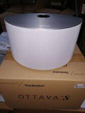 Technics SC-C30 OTTAVA White Wireless Speaker - Opened Box