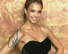 Autographed  ** Jessica Alba signed 8 x 10 photo Excellent Condition