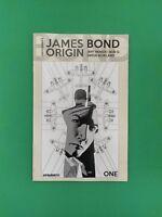 James Bond Origin #1 1:10 Incentive B/W Cassaday Variant