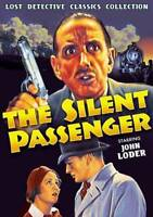 The Silent Passenger (DVD, 2014) Lost Detective Classic Collection w/ John Loder