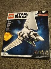 Lego Star Wars- Imperial Shuttle #75302 unopened but damaged box
