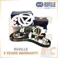 RUVILLE INA OEM HEAVY DUTY TIMING BELT CAMBELT & WATER PUMP VW PASSAT B5 2.5TDI