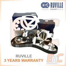 RUVILLE INA OEM HEAVY DUTY TIMING BELT CAMBELT & WATER PUMP VW PASSAT B5 2.5TDI