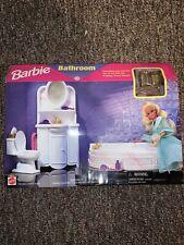 Barbie Bathroom 1996