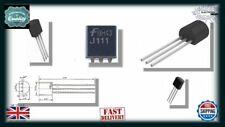 5x J111 N-Channel MOSFET Transistor 35V 10V 625M TO92