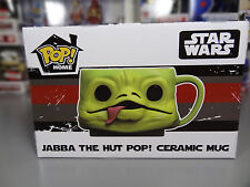 Star Wars Funko Smugglers Bounty Exclusive POP Jabba the Hut Large Mug