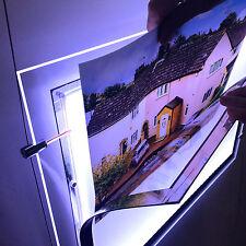 100 Stück A4 LED-Licht Platte Beleuchtet Laser Drucker Papier für Agency
