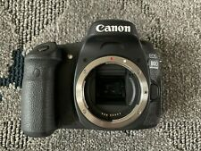 Used Canon EOS 80d Body Only - works - BUT small black mark shows up in photos