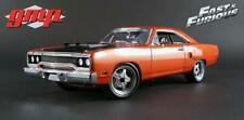 1:18 GMP de Dom 1970 Plymouth Road Runner Fast and Furious 7 Le 1,512