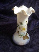 Art. 15 - Ias - Fantastic Vase For Flowers finely decorated of the end of '800