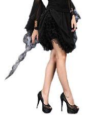 Wadenlange schwingende Damenröcke aus Polyester für Party-Anlässe