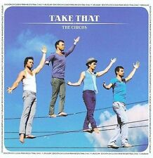 The Circus [Non Eea Version] by Take That (CD, 2008, Polydor, Brand New)