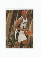 1995-96 FLEER ULTRA DENNIS RODMAN SAN ANTONIO SPURS ALL NBA 3RD TEAM #14 NM-MINT