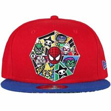 separation shoes 2e4a3 c5233 tokidoki Marvel Era Spider-man Spidey Character Web 9fifty Snapback Cap Hat