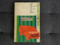 Chilton's Repair And Tune-Up Guide Chevrolet/GMC Vans 1967-74