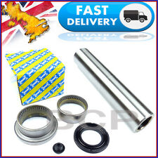PEUGEOT 206 Rear Beam Axle Trailing Arm Repair Kit BEARINGS + SHAFT - OE QUALITY