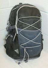 adidas Climaproof Laptop School Sports Gym Travel Backpack Black/Gray Formotion