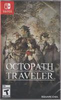Octopath Traveller - Nintendo Switch