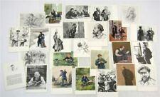 24 AK LENIN Postkarten Serie Moskau 1969