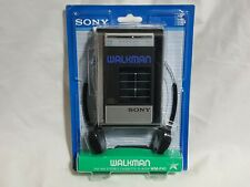 NEW Vintage Sony WM-F41 Walkman FM/AM Stereo Cassette Player SEALED wmf41 '80s