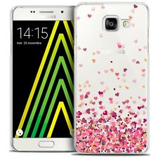 Coque Crystal Pour Galaxy A5 2016 (A510) Extra Fine Rigide Sweetie Heart Flakes