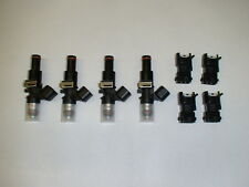 Genuine Bosch 110lb 1170cc fuel injectors Honda Acura B D H F series engine 11mm
