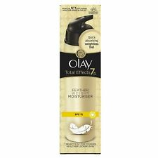 Olay Total Effects Crema Hidratante peso pluma 7 en 1 SPF15 50 mL Crema anti-envejecimiento