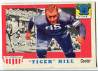 Dan Tiger Hill 1955 Topps All American #60 Duke VG/Ex Condition 9349