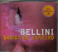 Bellini-Samba De Janeiro cd maxi single