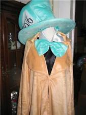 DISNEY ADULT Mad Hatter Costume SMALL NEW Wonderland