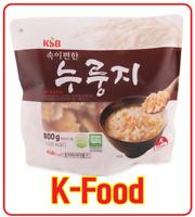 KSB Food Crispy Korean Scorched Rice Nurungji Crispy