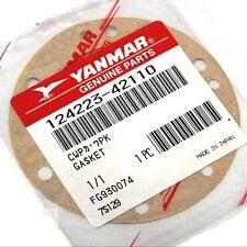 Véritable Yanmar pompe à eau couvre joint - 2gmf - 3gmf - 2qm20 - 124223-42110