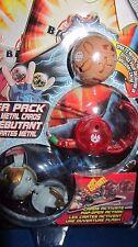 NEW BAKUGAN SERIES 1 Starter Pack  2007 RARE.. RETIRED