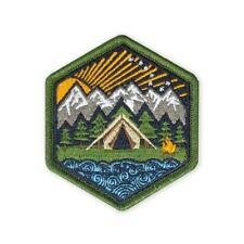 New Rare Prometheus Design Werx  All Terrain  Campsite Patch  TAD gear mOTUS